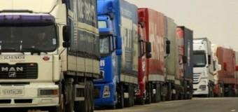 Фуры весом более 40 тонн не будут больше ездить через Украину