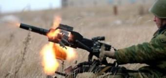 Сепаратисты 18 раз обстреляли украинских военных в АТО