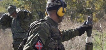 Боевики за сутки 6 раз обстреляли позиции АТО