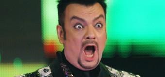 Сеть «взорвало» лицо Киркорова в момент объявлении победителя Евровидения