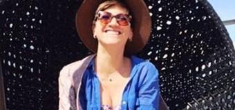 Анита Луценко назвала преимущества последнего месяца беременности. Фото