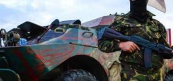 Боевики стреляют в направлении Мариуполя