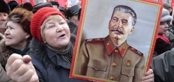 В сети жестко высмеяли коммунистический митинг в России. Фото
