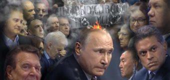 Народ считает Путина наркоманом: фотожабы «порвали» сеть