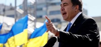 Саакашвили перенесет свой кабинет в палатку на трассу