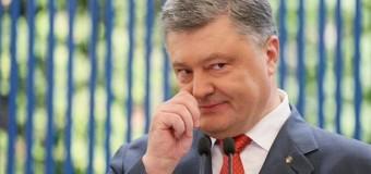 Порошенко отрицает кумовство с Луценко