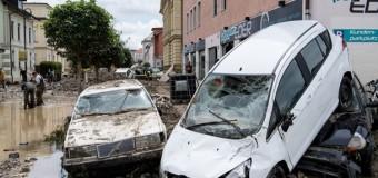 В Европе растет число жертв наводнения. Фото