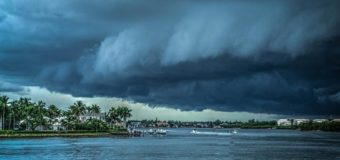 На Флориду надвигается шторм