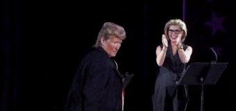 Мэрил Стрип жестко посмеялась над Трампом. Видео