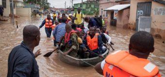 Наводнение в столице Ганы: есть погибшие. Фото