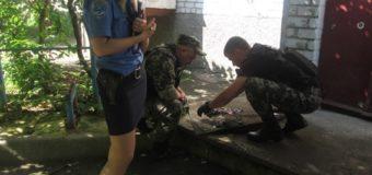 В Николаеве взорвался дом. Фото