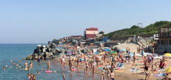 В Крыму в разраре курортный сезон. Фото