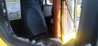 В Мариуполе 17 человек пострадали при столкновении двух автобусов