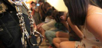 Украина в группе риска по торговле людьми