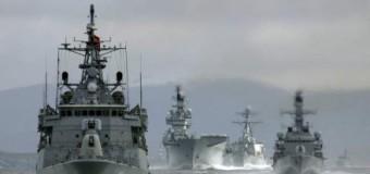 На учения в Таллин пришли 15 кораблей НАТО