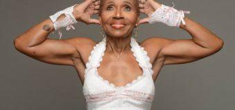 Бабушка-культуристка отпраздновала 80-летие. Фото