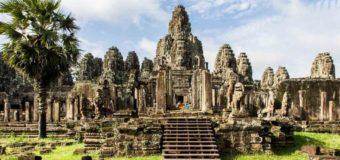 В джунглях Камбоджи нашли сеть древних городов