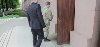 В Киеве парень неудачным способом сбежал из военкомата