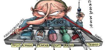 Санкционная колбаса и пуля Путину: политические фотожабы покорили сеть