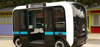 В США за 11 часов напечатали автобус на 3D-принтере