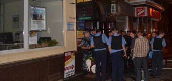 Взрыв в Киеве: неизвестные пытались ограбить банкомат. Фото