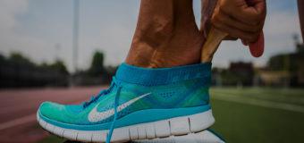 Доказано: бег в кроссовках вреден