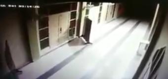 Видео с полтергейстом «взорвало» сеть