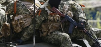 За прошедшие сутки погибли двое боевиков, еще трое ранены