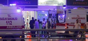 В аэропорту Стамбула погибли 36 человек