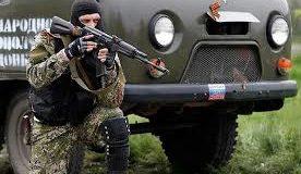Боевики 17 раз обстреливали позиции АТО