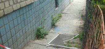 В Одессе годовалый малыш выпал из окна