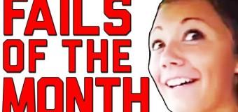 Все самые жесткие курьезы за май месяц собрали в одном видео
