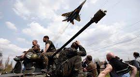Боевики обстреливали донецкое направление