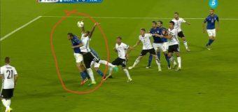 Футболиста сборной Германии потроллили свежими фотожабами