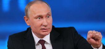 Путин в монастыре стал главным посмешищем сети. Фото