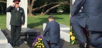 Хит дня: российские СМИ помешались на носках Порошенко. Видео