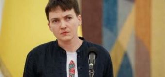 Украинский художник поругал Савченко: Ты позоришь Украину
