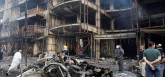 В Багдаде от взрывов погибли 75 человек. Фото