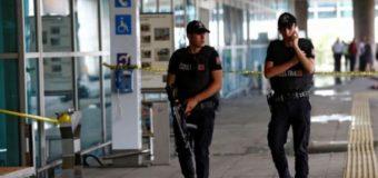В Турции задержали подозреваемых в теракте