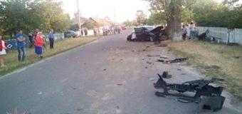 В Ровенской области авто протаранило дерево: есть погибшие. Фото