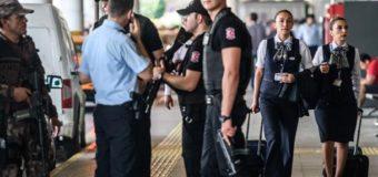 В Турции по подозрению в терактах задержали 11 россиян