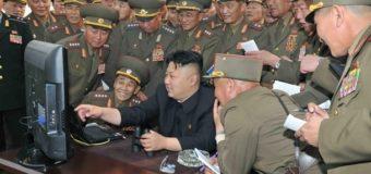 КНДР запустила баллистическую ракету