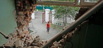 На Донбассе в два раза выросло число обстрелов
