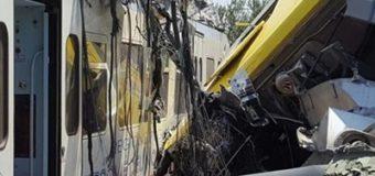 23 человека погибли на юге Италии при столкновении поездов