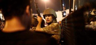 Госпереворот в Турции: погибли 42 полицейских, задержаны 1536 человек