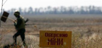 В Донецкой области на мине подорвались дети