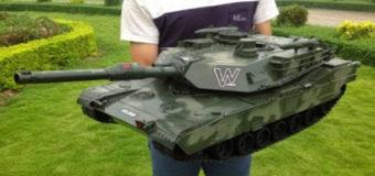 В Запорожье проведутт танковые сражения