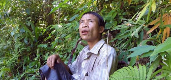 40 лет вьетнамская семья пряталась в джунглях от бомбежек