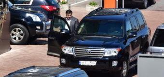Из-за вора в законе Саакашвили остался без дорогого внедорожника