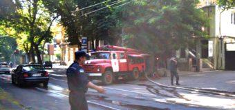 В Одессе горел жилой дом: погибли пожилые люди. Фото